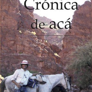 Portada del libro Crónica de acá